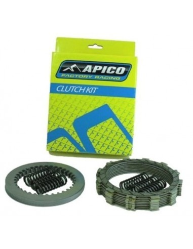 KIT EMBRAGUE COMPLETO APICO KTM XC-F 250 13-14 SX-F 250 13-14