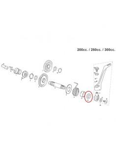 RETEN PEDAL ARRANQUE GAS GAS EC 200/250/300