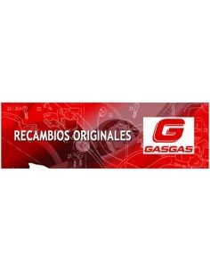 KIT RADIO Y TUERCA RUEDA TRASERA GAS GAS LADO FRENO 192X4.5 ORIGINAL