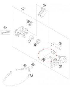 KIT REPARACION BOMBA FRENO KTM - 54613218000