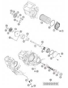 TORICA KTM 12.5x1.5