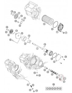 TORICA KTM 17.17x1.78