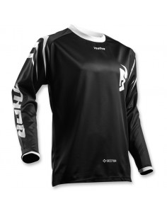 OUTLET CAMISETA THOR SECTOR ZONES NEGRA 2018