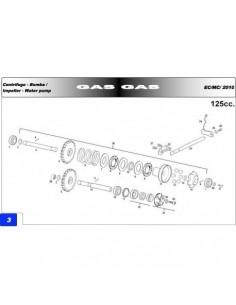 SEEGER DIN.6799E7 GAS GAS