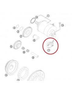 ESCOBILLAS MOTOR ARRANQUE KTM 4T 08-11