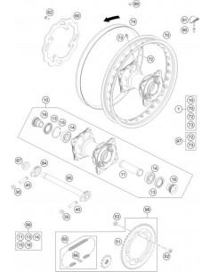 TENSOR CADENA KTM R/S 12