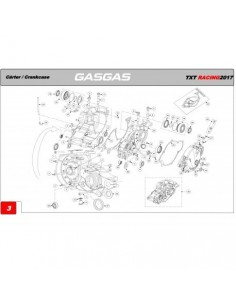 TORICA 25x1.5 VMQ GAS GAS TRIAL