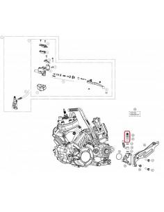 RACORD LATIGUILLO DE EMBRAGUE GAS GAS M10X1