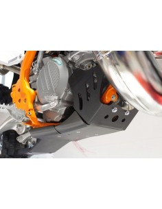 CUBRECARTER AXP RACING CON PROTECTOR DE BIELETAS KTM SX 250 17-18 HUSQVARNA TC 250 17-18 TX 300 17-1