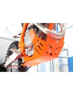 CUBRECARTER AXP RACING CON PROTECTOR DE BIELETAS KTM SXF 250/350 16-18