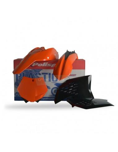 KIT PLASTICOS POLISPORT KTM SX/SX-F 07-10 XC/XC-F 08-10 OEM COLOR