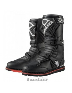 BOTAS TRIAL HEBO TECHNICAL 2.0 LEATHER NEGRAS