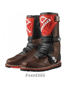 BOTAS TRIAL HEBO TECHNICAL 2.0 LEATHER MARRON