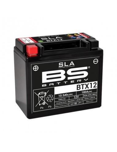 BATERIA BS BATTERY BTX12 SLA - YTX12