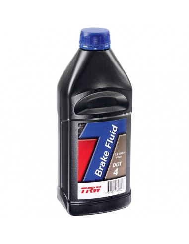 LIQUIDO DE FRENOS TRW DOT 4 - 250ML