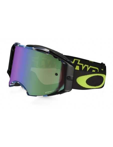 GAFA OAKLEY AIRBRAKE CHAD REED SIGNATURE SPEED STRIPE