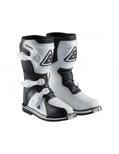 BOTAS JUNIOR ANSWER AR1 BLANCA NEGRA