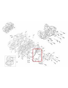 JUNTA TAPA DISCOS DE EMBRAGUE GAS GAS EC 250/300 14-20