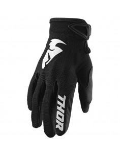 GUANTES THOR SECTOR NEGROS 2021