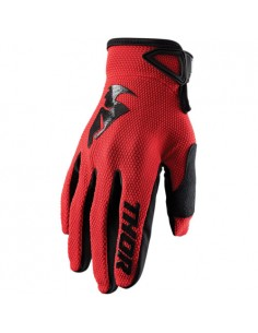 GUANTES THOR SECTOR ROJOS 2021
