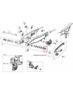 TUERCA BASCULANTE GAS GAS EC TT 49650