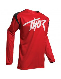 CAMISETA THOR SECTOR LINK ROJA 2021