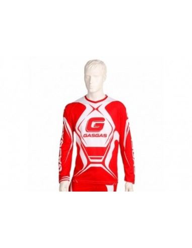 OUTLET CAMISETA TRIAL TEAM GAS GAS - TALLA: 2XL