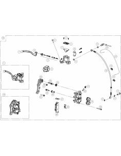 TENSOR MANETA NISSIN 003-M84-107