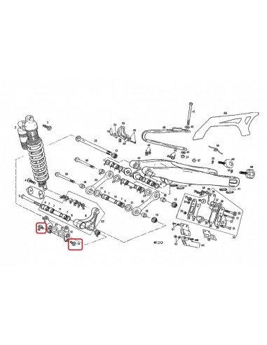 TORNILLO ESPECIAL GAS GAS 12X25X1.25 FIL 20 12.9