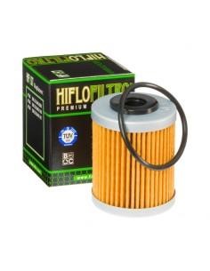 FILTRO DE ACEITE HIFLOFILTRO KTM 4T 99-06 2º FILTRO BETA RR 05-09 2º FILTRO