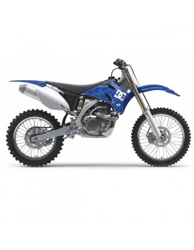 OUTLET KIT ADHESIVOS ONE DC SHOES YAMAHA YZ 250F/450F 06-09