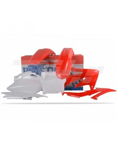 KIT PLASTICOS POLISPORT HONDA CRF 450R 05-06 - COLOR: ORIGINAL