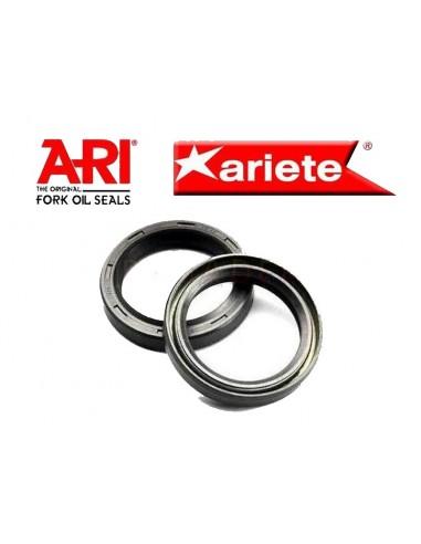 KIT RETENES DE HORQUILLA ARIETE SHOWA 39MM - 39X52X11
