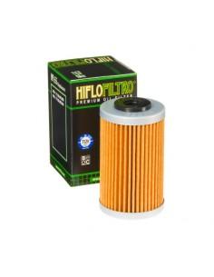 FILTRO DE ACEITE HIFLOFILTRO KTM EXC-F 250 07-12 SXF 05-12 EXC 450/500 12-16 HUSQVARNA FE 450 14-16