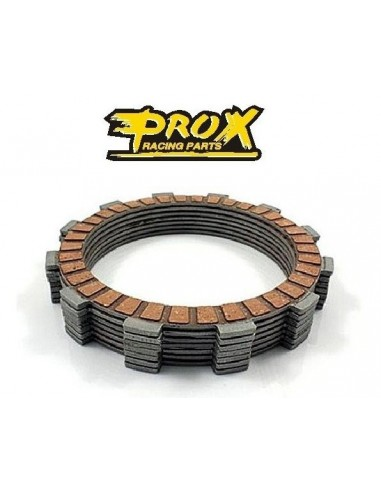 KIT DISCOS EMBRAGUE PROX KTM SXC 625 02-07 LC4 640 98-06