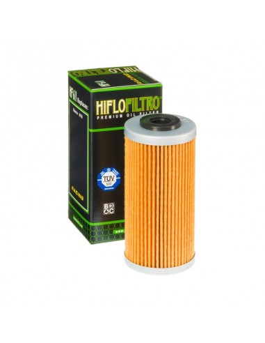 FILTRO DE ACEITE HIFLOFILTRO BMW G450 X 09-12