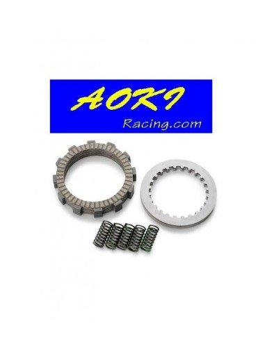 KIT EMBRAGUE COMPLETO AOKI YAMAHA YZ 250F 08-13