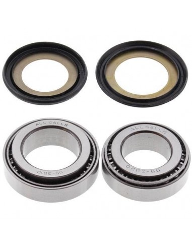 KIT RODAMIENTOS DIRECCION HONDA CR 125 90-92 CR 250 90-91 CR 500R 90-01 XR 650R 00-07