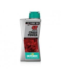 ACEITE MOTOREX CROSS POWER 4T 10W50
