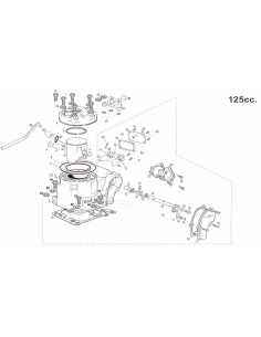 TORICA CULATA INTERIOR GAS GAS EC 125