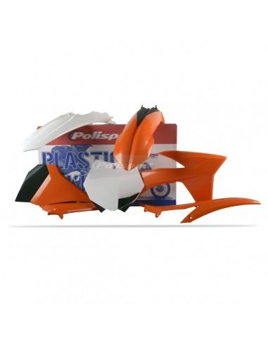 OUTLET KIT PLASTICOS POLISPORT KTM SX 2012 SXF 11-12 XC/XCF 2012 OEM COLOR