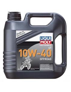 ACEITE LIQUI MOLY 4T 10W40 BASIC OFF ROAD - 4 LITROS