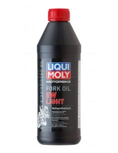 ACEITE LIQUI MOLY HORQUILLA SAE 5W - 500 ML