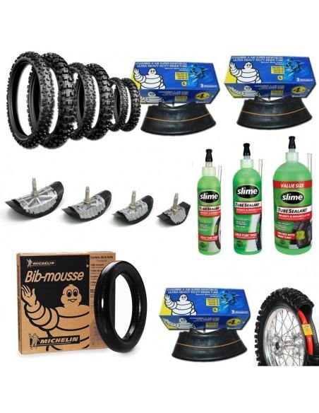 Neumáticos y Acc.