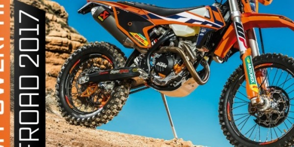KTM POWERPARTS OFFROAD 2017