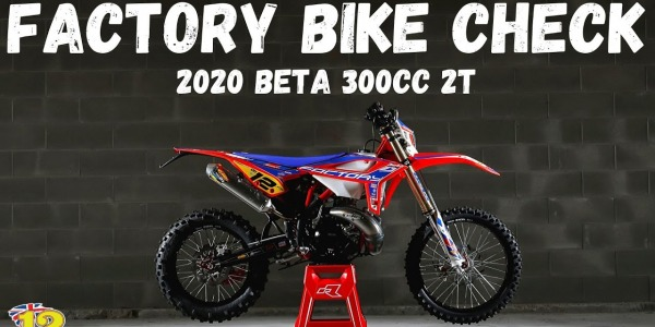 Beta RR 300 Factory de Brad Freeman